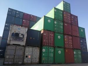 供应出售 租赁天津二手集装箱 干货箱 冷藏箱 开顶箱 箱型全