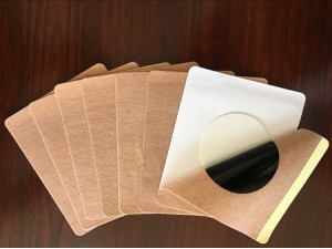 膏药批发|水刺布黑膏药贴牌加工 工厂低折供货