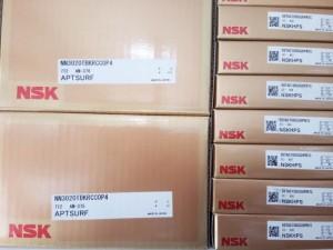 测试温度对镇江NSK轴承6232润滑脂的变质效应