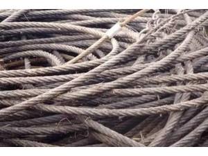 北京钢丝绳回收 北京油丝绳回收 北京回收钢丝绳