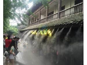 景区喷雾降温系统