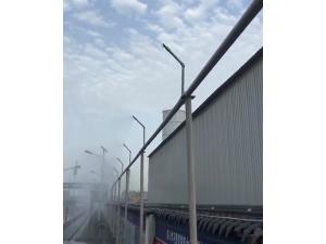 降温喷雾除尘