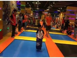 200平米儿童淘气堡,儿童游乐设备蹦床,怎么开儿童游乐园
