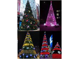 大型圣诞树出租圣诞树价格圣诞树厂家