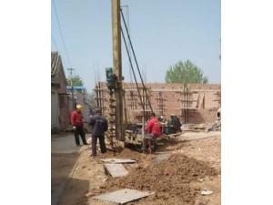 北京打桩公司深基坑支护加固