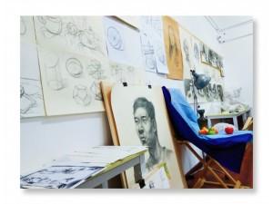 天津艺考学校设有绘画播音表演传媒