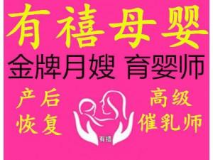 南京好月嫂选择有禧母婴专业护理