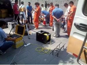杭州建德管道CCTV检测清淤高新技术