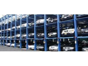 立体停车库回收回收二手机械车库设备