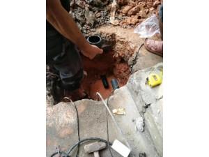 东莞小区专业供水管道漏水探测供水管道维修
