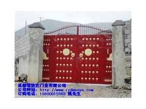 【瑞致达门业】-四川成都钢质门厂-成都非标门厂家