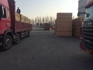 聊城工地木方规格