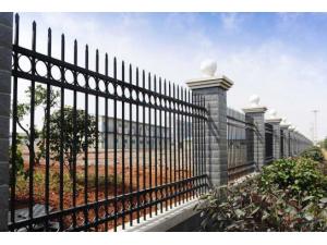 北京铁艺围栏生产加工