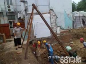 北京基础打桩加固专业基坑支护打桩山体护坡