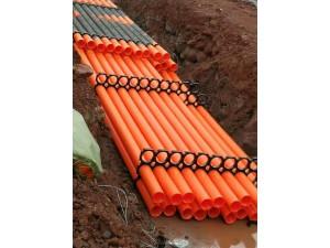 供应优质MPP地理管l顶管电力管厂家底价发货