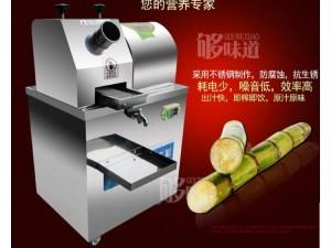 电动甘蔗榨汁机电瓶甘蔗榨汁机厂家直销
