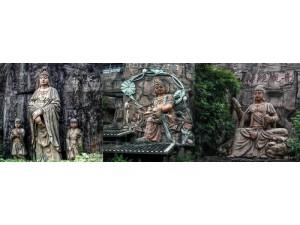 梅州客天下-文化墙