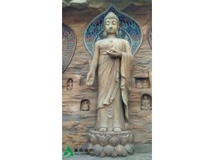 肇庆将军山关公像雕塑景观