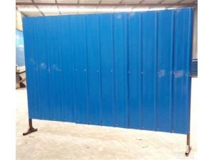 天津西青区安装工程彩钢围挡价格