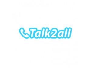 免费国际电话软件_Talk2all