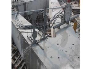 江门梁柱切割拆除、静力切割拆除
