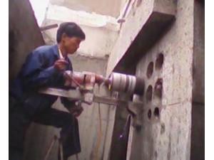 南昌专业打孔钻孔打洞打眼打墙挖路面墙体切割