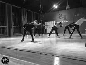 用舞蹈改变自己,改变心态,从而改变这个世界。