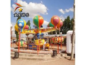 公园儿童游乐设备赚钱桑巴气球火爆促销