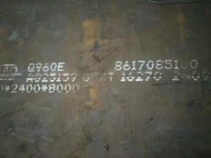 Q690D高强钢