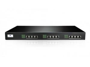 供应河南IP语音网关迅时HX60E团电话呼叫系统语音接入网关