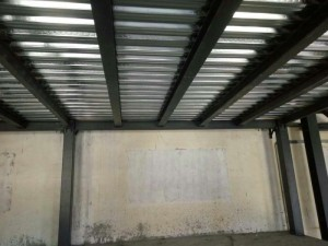 通州区搭建钢结构隔层 现浇混凝土隔层楼板 楼梯制作
