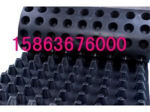 车库种植塑料排水板(楼顶种植塑料排水板)