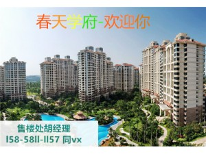 【杭州临安】【春天学府】——疯了,居然还有这么便宜的房子