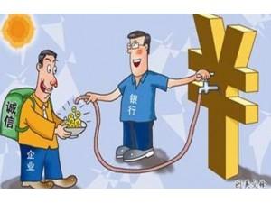 专业申请各大银行低息企业信用贷款!