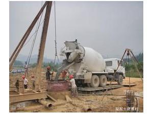 北京专业承接各种基础打桩有限公司