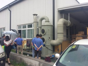 四川专业废气处理除臭设备