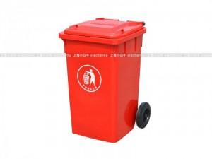 金山朱泾镇上海小白牛大型环卫垃圾桶100