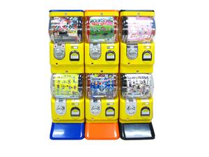 厂家直销多功能双层扭蛋机投币玩具小扭蛋机自动售货玩具机礼品机