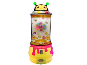 儿童乐园电玩设备投币游戏机扭扭乐园扭蛋机投币礼品机扭蛋机