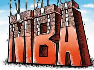 国际学校美国西东免联考MBA的含金量