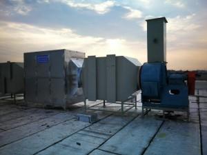 废气过滤器除臭设备
