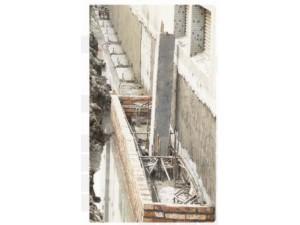 北京顺义专业护坡桩打桩加固公司