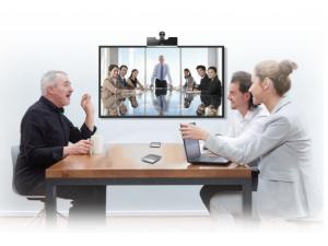 郑州亿联视频会议系统视频会议终端VC500视频会议摄像机