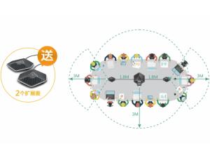供应亿联郑州视频会议系统视频会议终端VC800视频会议摄像机