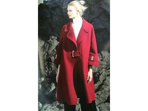 哈尔滨女装品牌批发折扣尾货批发双面尼大衣