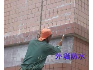 上海外墙维修防水 上海外墙水管漏水维修 旧厂房刷涂料翻新