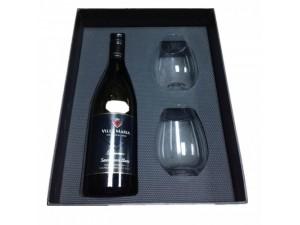 厂家供应 EVA热压酒盒内托 EVA植绒内衬海绵包装内托定制