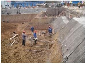 北京专业基坑支护加固/山体护坡加固/喷锚支护工程