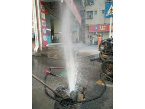 东莞虎门专业消防管道漏水查漏地下管线探测服务