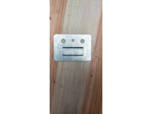 墙板卡、集成墙面固定扣件、 加厚金属五金配件